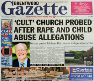 Brentwood gazette