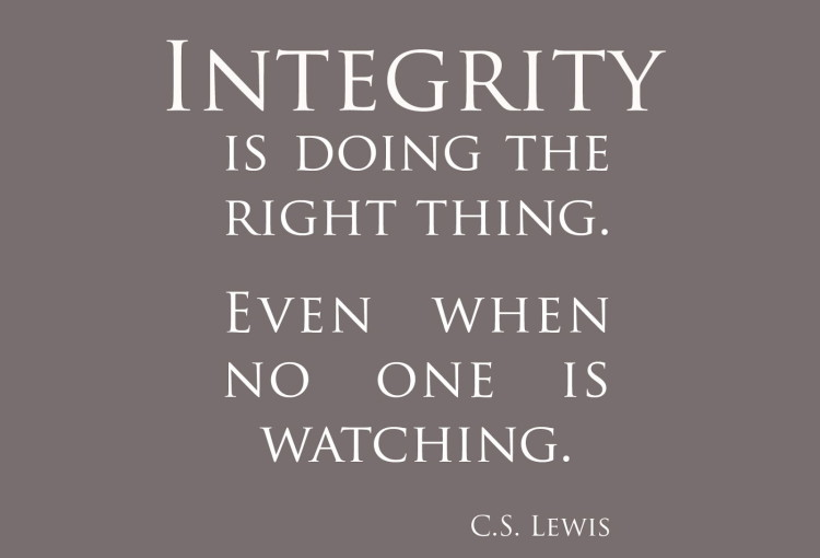 In search of integrity - Surviving Church